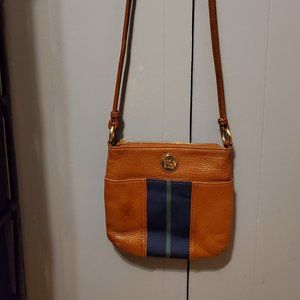 Tommy Hilfiger Tan Crossbody
